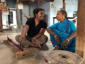 Surya Bonam - Weavers Village Pochampally